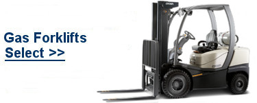 Select Crown Gas Forklifts